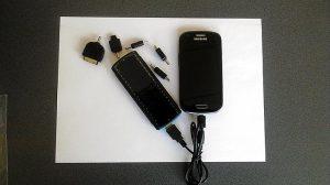 Фотоелектричний зарядник для мобільних телефонів